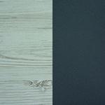 Фасады: Аляска+Антрацит